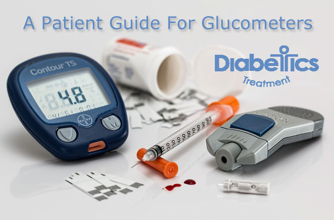 A patient guide for glucometers