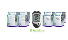Prodigy Autocode Meter with Prodigy 400 Test Strips